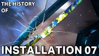 The History of Installation 07 - Connections to Halo Infinite