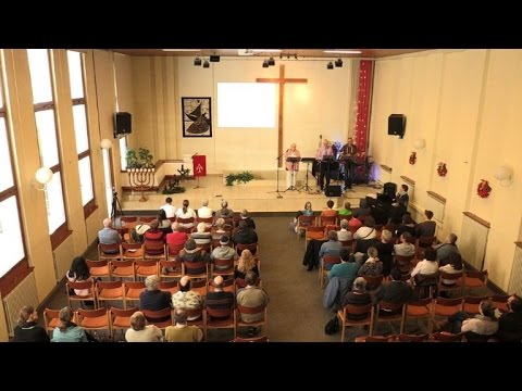 Muslim refugees in Germany convert to Christianity