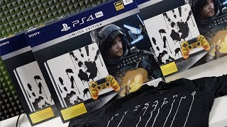 DEATH STRANDING🔴PS4 PRO LIMITED EDITION | НУЖНО БРАТЬ🔥
