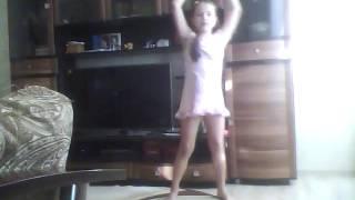 танец опен кидс шоу гелс