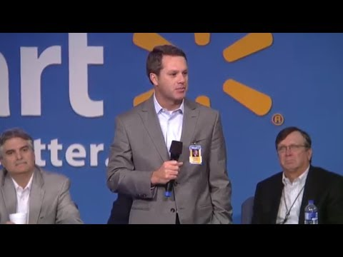 Doug McMillon is Announced New CEO of Walmart