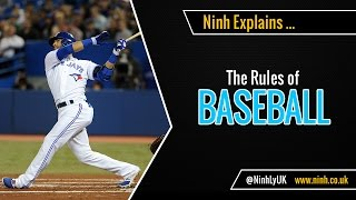 The Rules of Baseball - EXPLAINED!