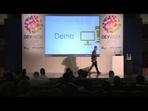 Creating data driven HTML5 apps Gil Fink