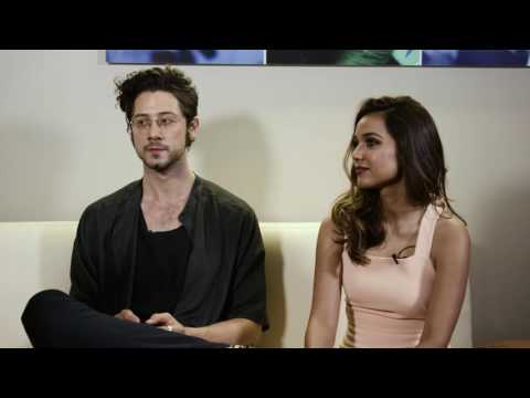 The Magicians  Hale Appelman and Summer Bishil