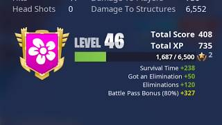 HOW TO LEVEL UP FASTER - Fortnite Season 6 (NEW!)