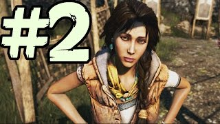 Far Cry 4: Gameplay WalkThrough Part 2  (Far Cry 4 Lets Play Gameplay Mission 2)