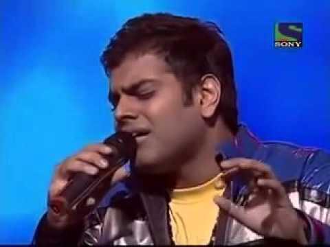 Sreeram O re Piya Aaja Nachle Indian Idol 5
