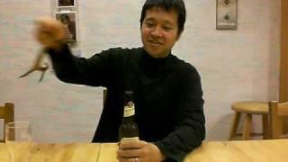 直伝!ゲストビール『ヘフェ・ヴァイスビア/ドイツ』@パクチーハウス