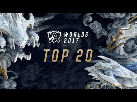 Worlds 2017 Top 20 Players