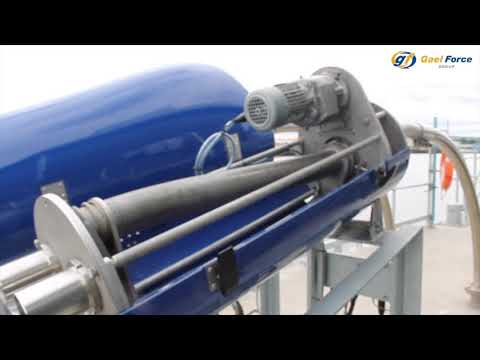SeaFeed Offshore Feeding System from Gael Force Group