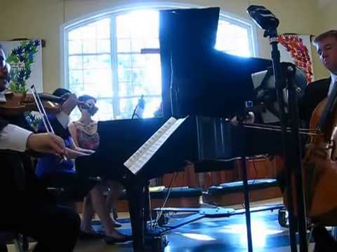 Piano Trio in G Major, op. 1, no. 2
