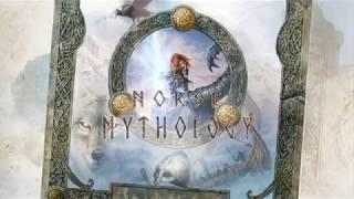 Norse Mythology art book trailer