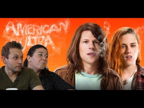 American Ultra Movie Review - Vash and Justin