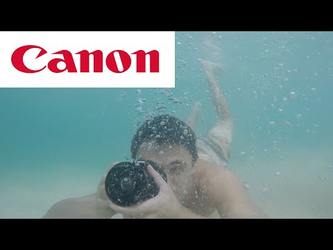 Are Canon Cameras Waterproof?