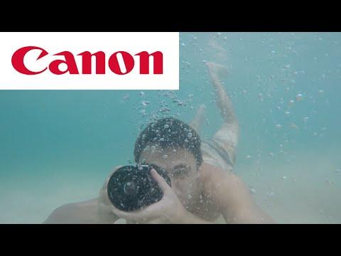 Are Canon Cameras Waterproof?