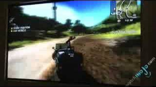 Review of Xbox 360 - Just Cause game