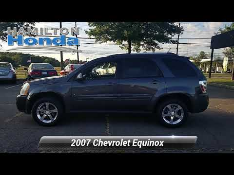 Used 2007 Chevrolet Equinox LT, Hamilton Township, NJ 27269T