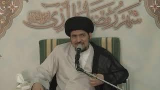 إختلاف يوم العيد في العائلة الواحدة - السيد منير الخباز