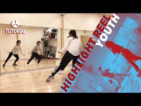 [TUTORIAL] BTS (방탄소년단) HIGHLIGHT REEL (Jimin & J-Hope) - YOUTH | Dance Tutorial by 2KSQUAD