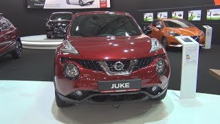 Nissan Juke 1.6 DiG T 4x4 MCVT N-Connecta (2018) Exterior and Interior