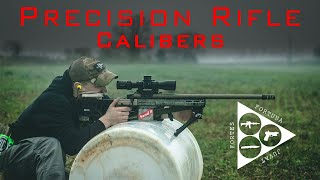 Choosing a Precision Rifle Caliber