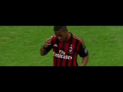 Robinho vs Cagliari by Milan Eb