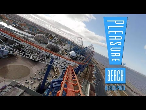 Pepsi Max Big One On Ride POV | Blackpool Pleasure Beach