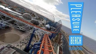 Pepsi Max Big One On Ride POV | Blackpool Pleasure Beach