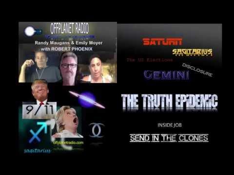 Robert Phoenix- Saturn & Gemini: 9 11 Truth Epidemic-The Collapse of Hillary Clinton---PREDICTED!