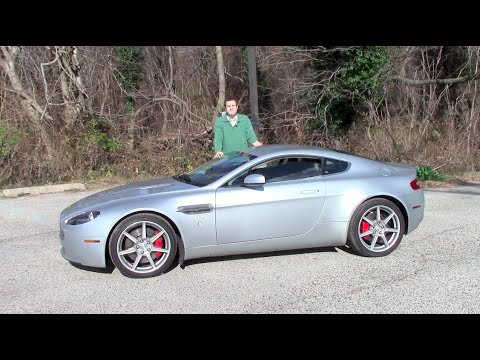 I Bought An Aston Martin With An Unlimited Mileage Warranty YouTube - Aston martin warranty