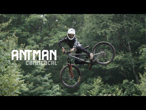 Antman - Anthony Lombardi at Highland Mountain Bike Park