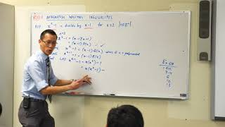 Mathematical Induction: Polynomial Divisibility Proof