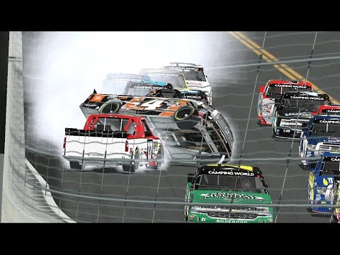 Can I Recreate Christopher Bell's 2016 Daytona Flip? | NR2003 LIVE STREAM EP24