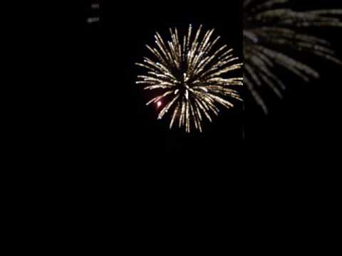 Skagit Speedway fireworks