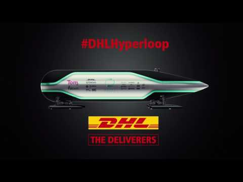 DHL asks: what does it take to travel 1,200 kmh?