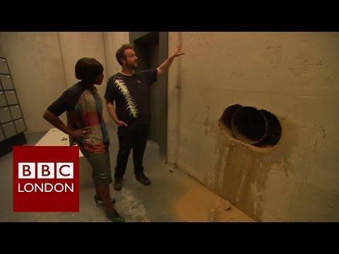 Behind the scenes of The Hatton Garden Job film