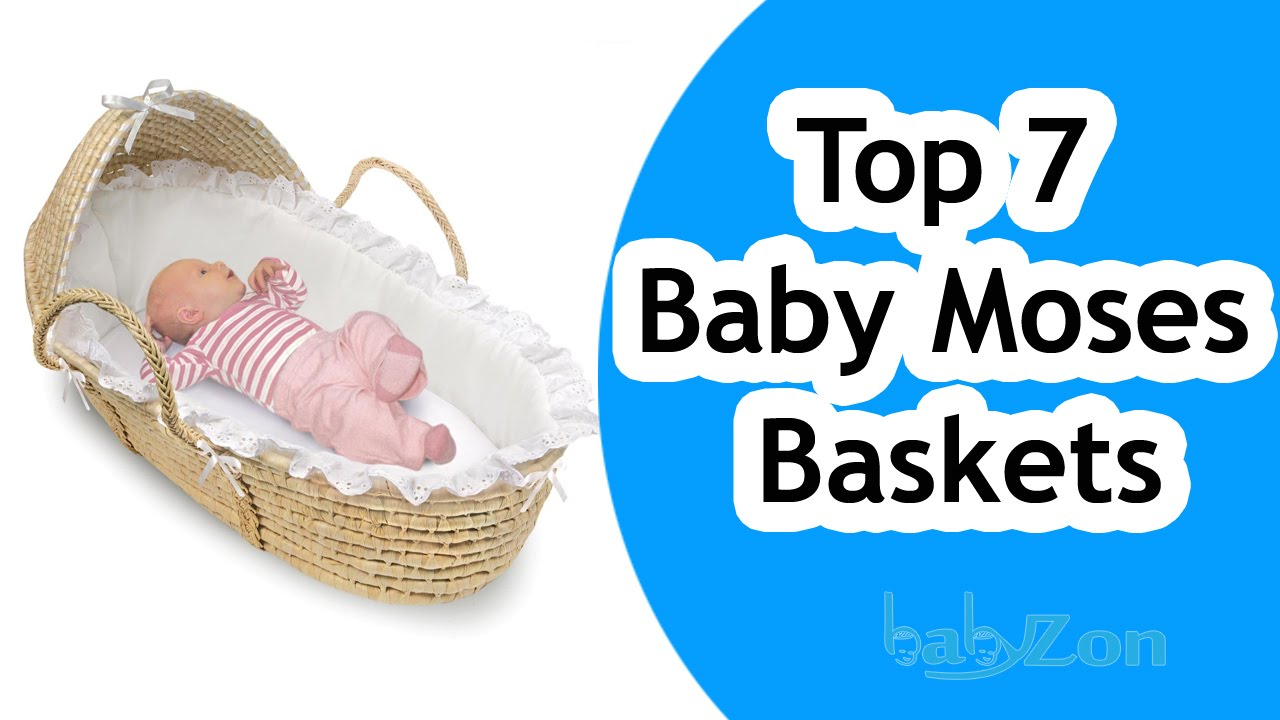 Best Baby Moses Baskets Reviews 2016! Top 7 Moses Baskets?
