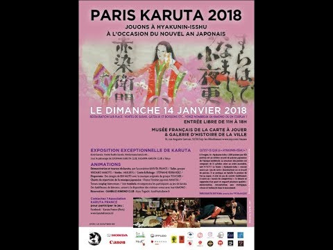 PARIS KARUTA 2018