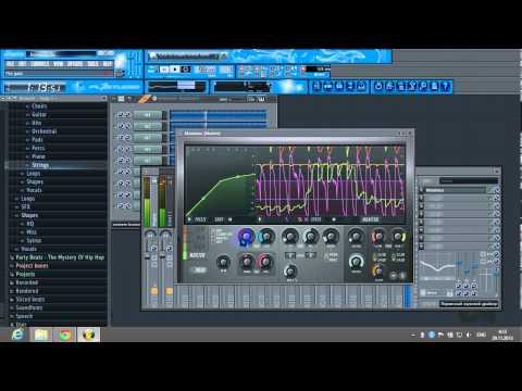 Eminem - Bussines In FL Studio 11 Producer Edition
