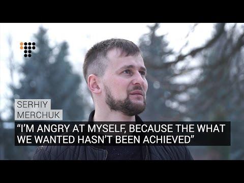 How A Maidan Activist Became The Head of Rivne Patrol Police