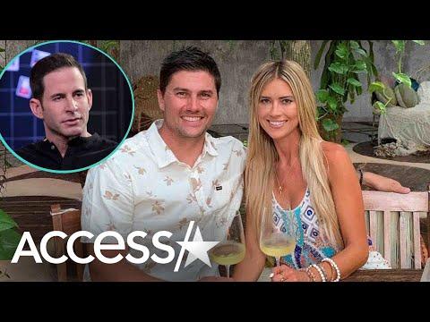 Christina Haack Calls New Boyfriend 'Ride Or Die' After Alleged Dispute w/ Ex Tarek El Moussa