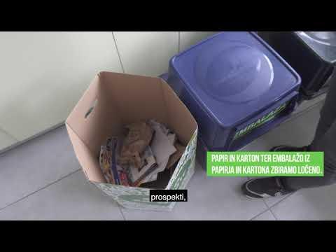 Nov Način Ločevanja Odpadkov Na Koroškem