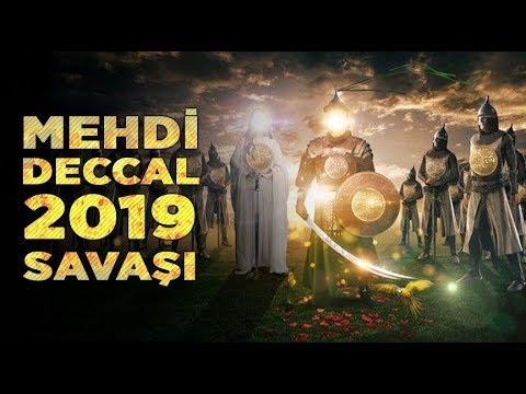 Mehdi ve Tek Göz Deccal 'in Savaşı! 2019'dan itibaren Mehdi'yi net olarak göreceğiz!