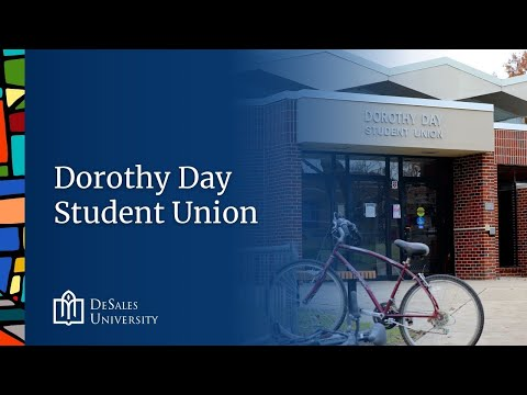 3. Dorothy Day Student Union