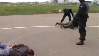РССН ФСБ по СПб и ЛО и ОМОН на совместных учениях