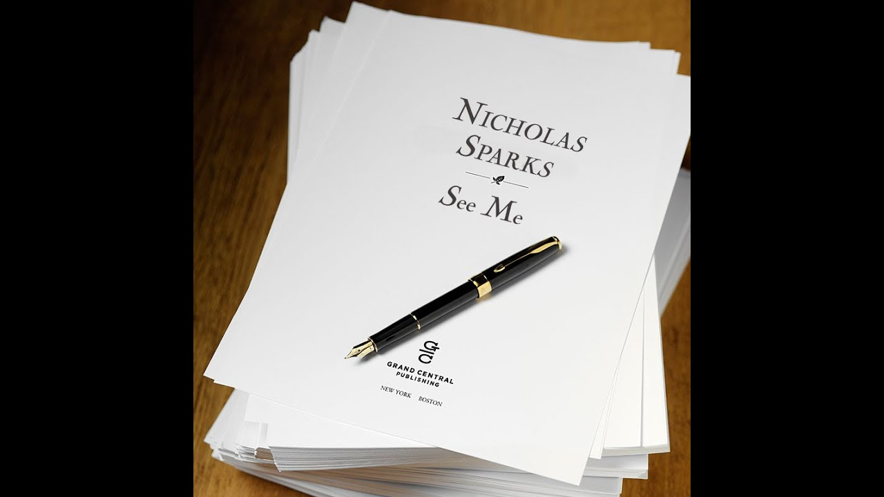 nicholas sparks book report Who is identify and explain the two of thesis statement winco foods the lucky one by nicholas sparks book report book club.