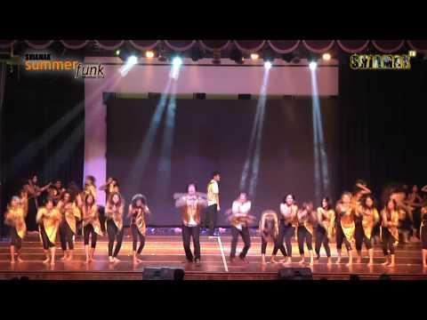 Hungama + London Thumakda - SHIAMAK Summer Funk 2014 -Mumbai - Zone 1