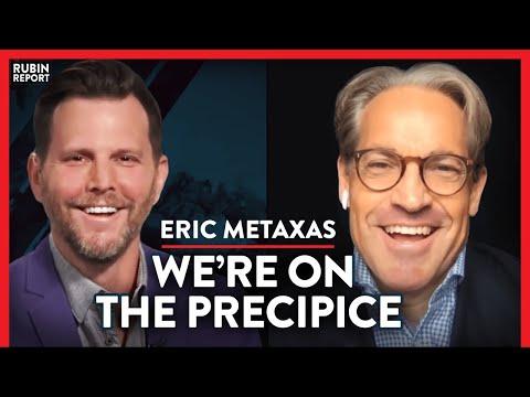 College Brainwashing & Being a Christian Trump Supporter | Eric Metaxas | POLITICS | Rubin Report