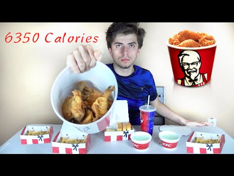 Kfc Bucket Challenge Large Fries 2 Large Coleslaw 3 Pieces Of