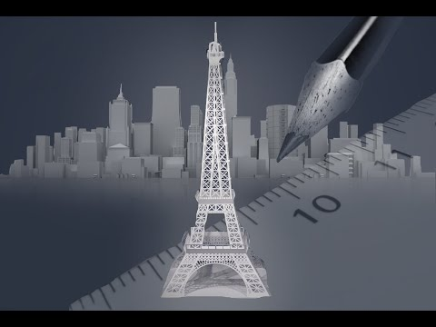 Как сделать башню из бумаги своими руками